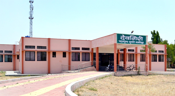 Students Hostel College of Food Technology - Parbhani